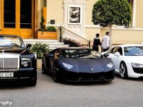 Monaco Luxury Cars